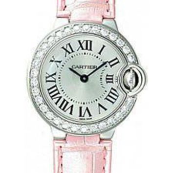 Cartier - Ballon Bleu 28mm - White Gold