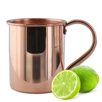 SALE !!!!!  420ml Beer Cup Hammered Copper Mug Moscow Mule Mugs Pure Copper Cup Milk Coffee Mug Solid Handle Drinkware
