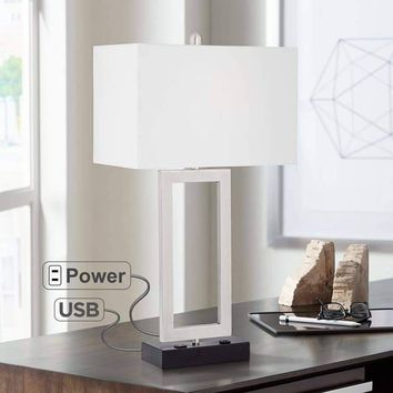 WiFi Spy Functional Side Table Lamp Camera - Accent Lamp Hidden Spy Camera
