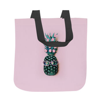 Silly Lil Pineapple Tote Bag