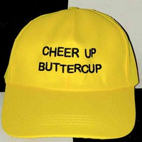 SWEET LORD O'MIGHTY! CHEER UP BUTTERCUP CAP