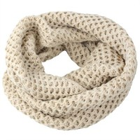 niceEshop(TM) Fashion Women Winter Warm Chunky Knit Infinity Soft Loop Scarf