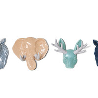 Animal Head Wall Hook design by imm Living