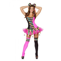 Roma Costume  4514 - 3pc Lusty Laughter Women's Costume