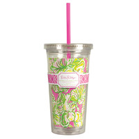 Lilly Pulitzer Tumbler Elephant Ears - Home & Gifts