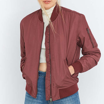 Light Before Dark Bomber Jacket - Urban Outfitters