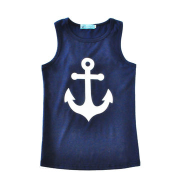 Mommy & Me Anchor Tanks