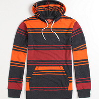 On The Byas Ray Marled 2 Color Pullover Hoodie at PacSun.com