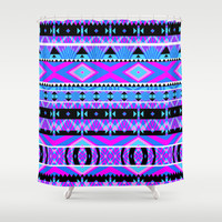 Princess #2 Shower Curtain by Ornaart