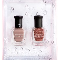 Deborah Lippmann 'Roses in the Snow' Nail Color Duo (Limited Edition) ($25 Value) | Nordstrom