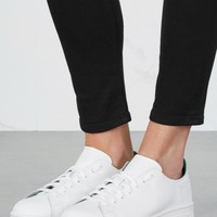 adidas Originals Stan Smith Nude white leather trainers