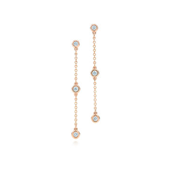 Tiffany & Co. - Elsa Peretti®:Diamonds by the Yard® Drop Earrings