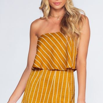 You Are Gold Romper