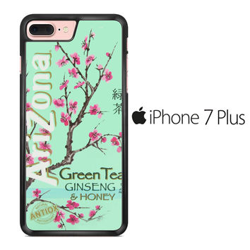 Arizona Green Tea SoftDrink iPhone 7 Plus Case