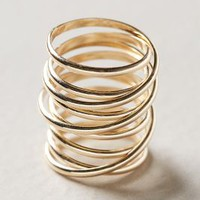 Bramble Ring by Anthropologie Gold