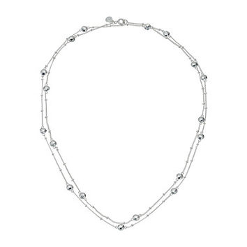 gorjana Marlow Wrap Necklace Silver - Zappos.com Free Shipping BOTH Ways