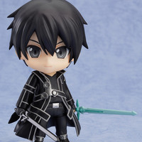 Sword Art Online : Kirito  Nendoroid Action Figure