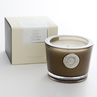 Aquiesse Luxe Linen Small Soy Candle | Bloomingdale's