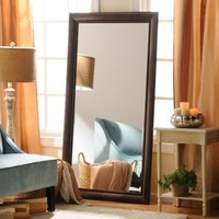 Bronze Full Length Mirror, 38x68