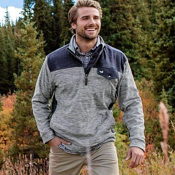 Carter Vintage Pullover by Southern Marsh
