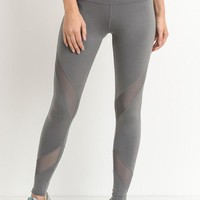 Activewear Pants Grey
