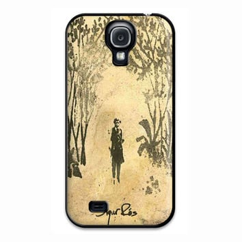 Sigur Ros Beauty Art Cover Design Samsung Galaxy S4 Case