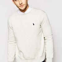 Polo Ralph Lauren Sweatshirt with Polo Player Logo