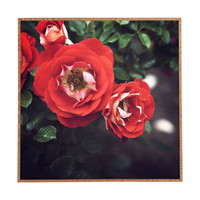 Bree Madden Red Romance Framed Wall Art