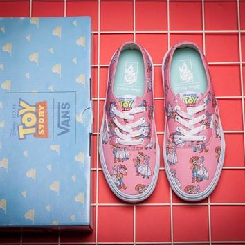 Vans X Toy Boy Toy Story Shepherdess Running Shoes 35 39