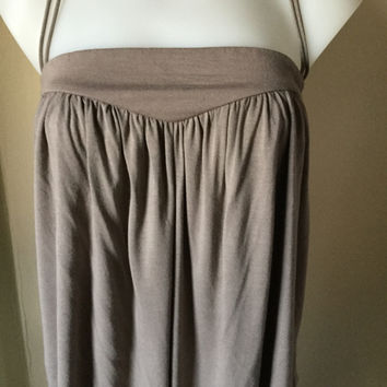 Zimmermann taupe top
