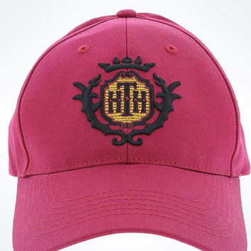 Disney Parks Hollywood Tower Hotel Logo Adult Cap New with Tags