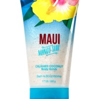 Crushed Coconut Body Scrub Maui Mango Surf
