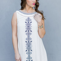 Blank Pages Dress