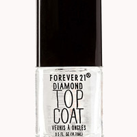 FOREVER 21 Crystal Top Coat Crystal One