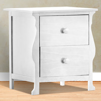 Storkcraft Carrara Nightstand