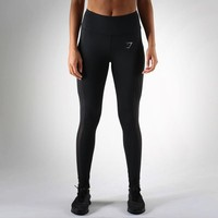 Gymshark Sleek Sculpture Leggings - Black