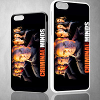 Criminal Minds X0135 iPhone 4S 5S 5C 6 6Plus, iPod 4 5, LG G2 G3, Sony Z2 Case