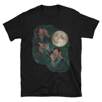 Three Jean-Ralphio Moon T-Shirt