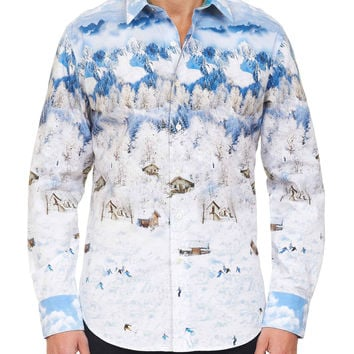 Robert Graham shirt - Limited Edition - Valhalla