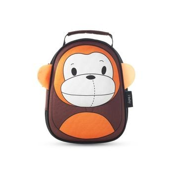 Toddler Backpack class i-baby 3D Animal Backpack Harnesses Baby Kids Leash Toddler Waterproof Backpack with Safe Harness, Ages 1+, 6 Colors AT_50_3