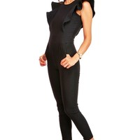 Avant Garde Jumpsuit | Edgy Clothes at Pink Ice