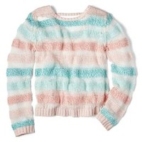 Sally M™ Textured Sweater - Girls 6-16