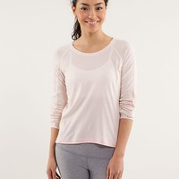 run: silver lining long sleeve | women's tops | lululemon athletica