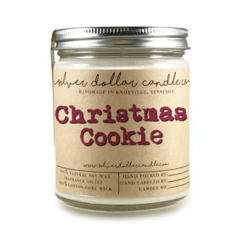 Christmas Cookie - 8oz Soy Candle