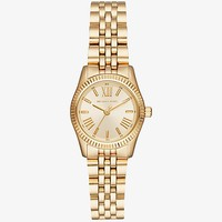 Petite Lexington Gold-Tone Watch | Michael Kors