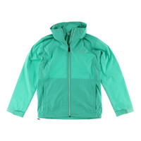 Columbia Womens Plus Hooded Waterproof Windbreaker Jacket
