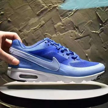 """NIKE"" Fashion Men Running Sport Casual Air cushion Shoes Sneakers Blue G-A50-XYZ"
