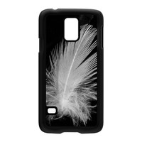 Feather Hard Plastic Case for Samsung Galaxy S5 by Mick Agterberg