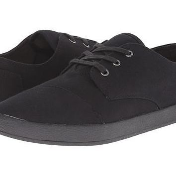 TOMS Mens Paseos Casual Black Shoe