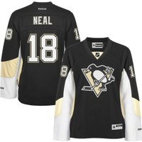 Reebok Women's Pittsburgh Penguins James Neal #18 Home Black Premier Jersey - Dick's Sporting Goods